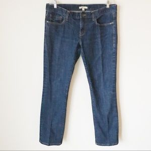 Cabi Straight Leg Dark Wash Jeans
